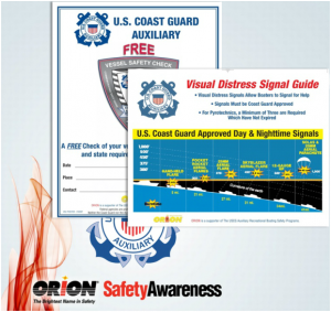 Orion Safety Information